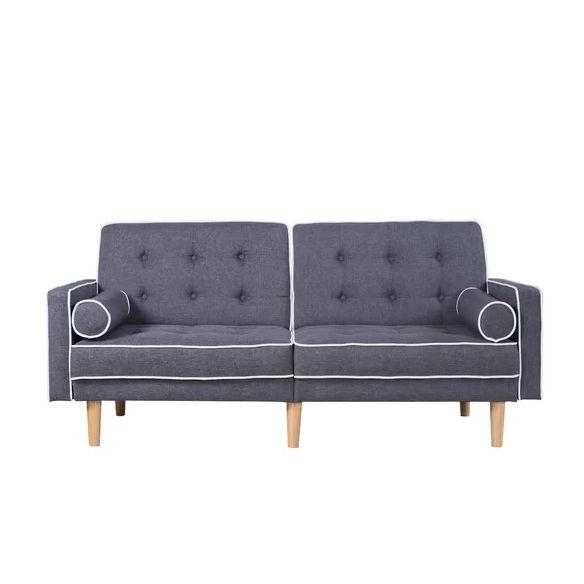 Spaceman Estore US-Holmes Classic Sofa Bed Futon-Living Room > Sofa beds-[image-position]