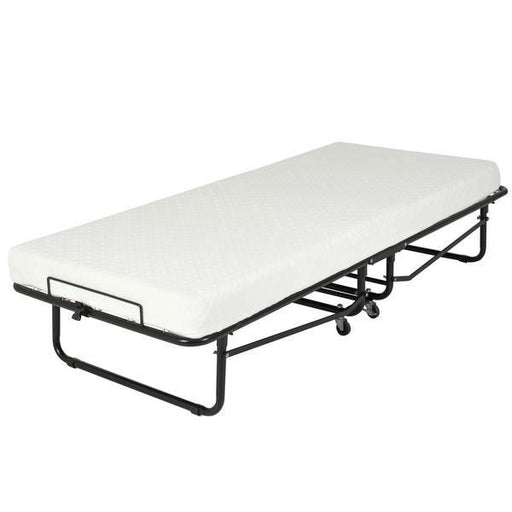 Gast Rollaway Folding Guest Bed with Twin XL Mattress