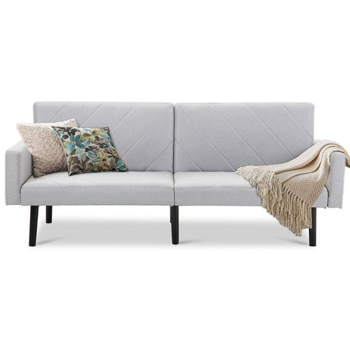 Spaceman Estore US-Webb Sofa Bed Futon-Living Room > Sofa beds-[image-position]