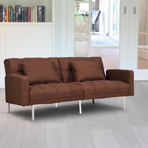 Spaceman Estore US-Tessa Sofa Bed Futon-Living Room > Sofa beds-[image-position]