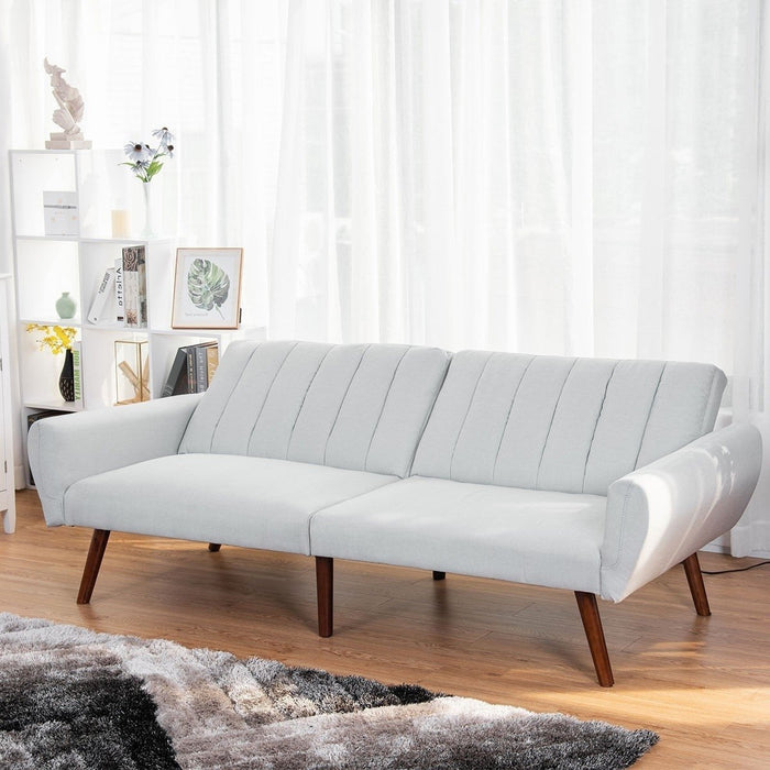 Spaceman Estore US-Iris Sofa Bed Futon-Living Room > Sofa beds-[image-position]