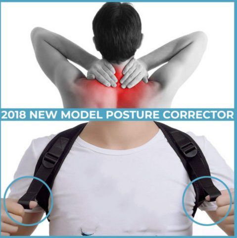 Effective Back Posture Corrector -Quick Pain relief -SimplicityforLife