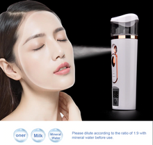 Load image into Gallery viewer, Hydrating Portable 3-in-1 Nano Mist Sprayer -SimplictyforLife