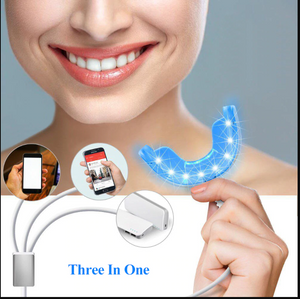 Brillant Smile -LED Teeth Whitening Treatment Device-SimplicityforLife