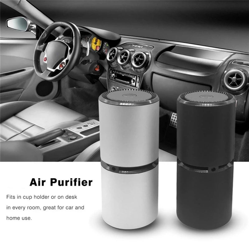 Auto-ionizers Purifier - Monitor Air Quality