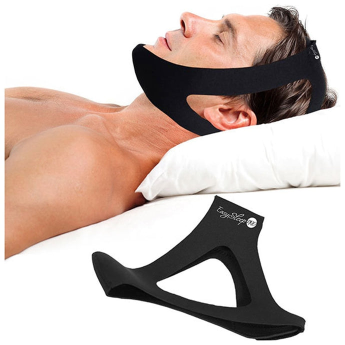 Anti Snoring Chin Strap - Safe and Effective Solution