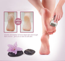 Load image into Gallery viewer, Rechargeable Electric Callus Remover & Foot File - SPA Pedicure Tool