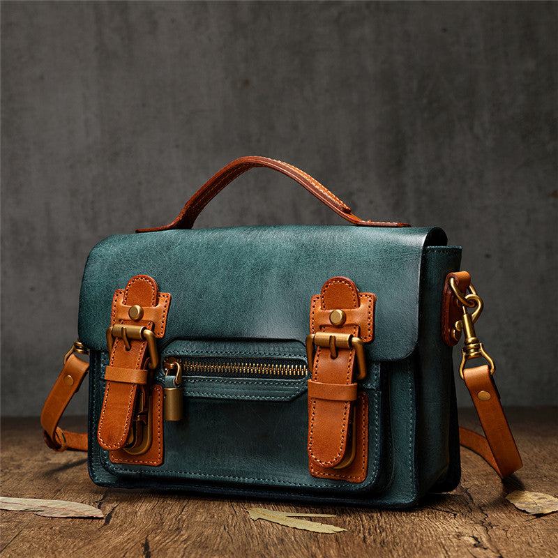 Cute Women's Small Satchel Crossbody Bag