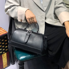 Womens Black Doctor Bags