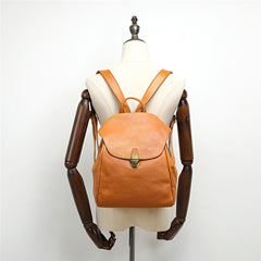 Women's Small Leather Backpack Bags Purses