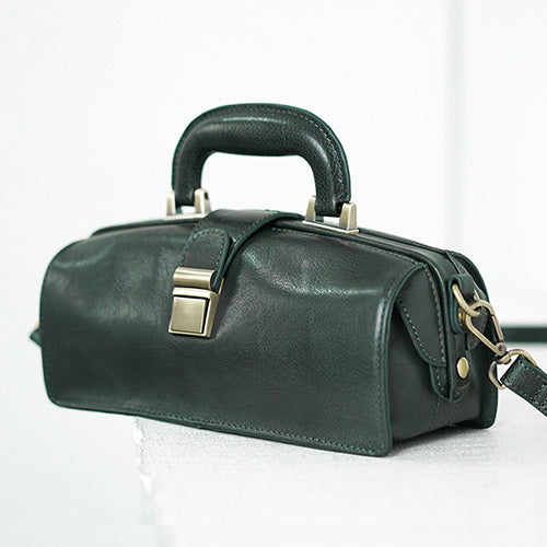 Women's Leather Doctor Bag