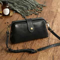 Best Leather Small Female Doctor Crossbody Bags Purses