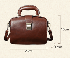 Small Structured Female Doctor Style Bag