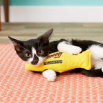 Yeowww! Catnip Fish Cat Toy (Yellow) 貓草玩具