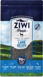 "ZiwiPeak Air-Dried "" Daily Dog "" Lamb For Dogs 無穀物脫水羊肉狗糧"