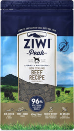 "ZiwiPeak Air-Dried "" Daily Dog ""Beef For Dogs 無穀物脫水牛肉狗糧"