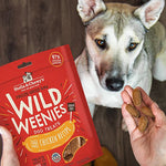 Chicken Wild Weenies Freeze-Dried Raw Dog Treats 凍乾香腸放養雞肉小食 3.25oz
