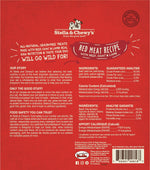 Red Meat Wild Weenies Freeze-Dried Raw Dog Treats 凍乾香腸草飼紅肉小食 3.25-oz bag