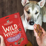 Game Bird Wild Weenies Freeze-Dried Raw Dog Treats 凍乾香腸獵鳥小食 3.25-oz