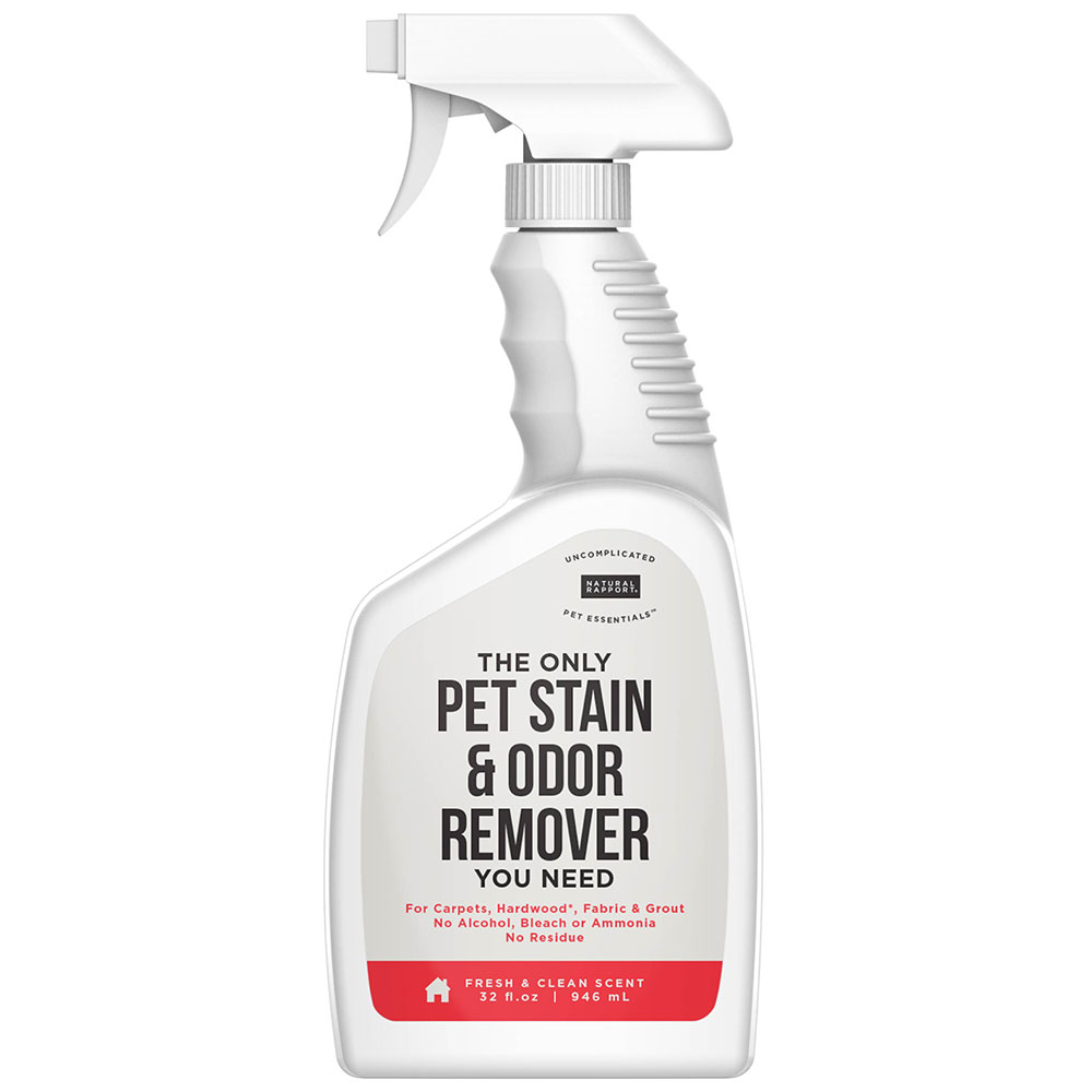 Pet Stain & Odor Remover, 32oz. Spray Bottle