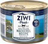 Ziwi Peak Mackerel Recipe Canned Cat Food 鯖魚配方貓罐頭85g/185g