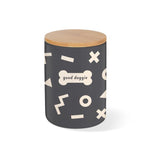 GOOD DOGGIE CERAMIC TREAT JAR