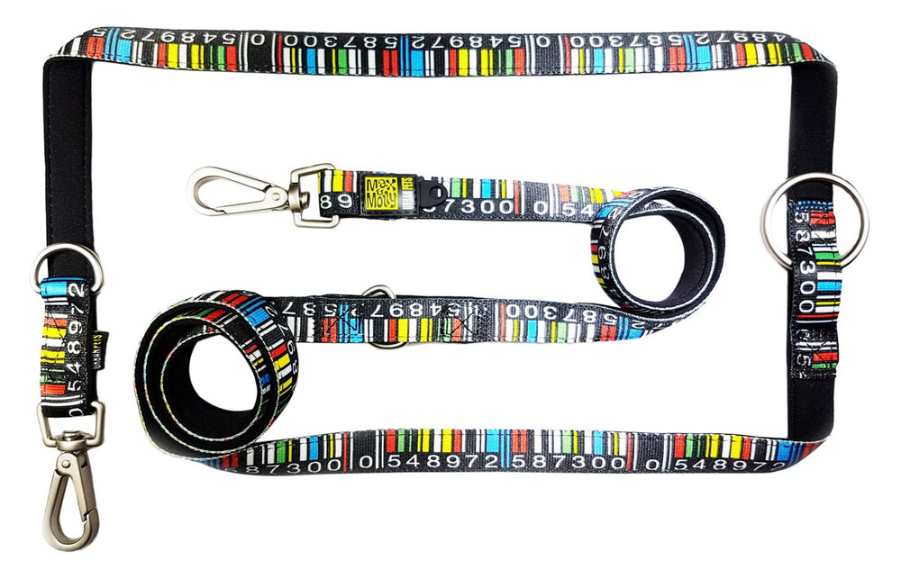 Barcode Multi Function Leash 多功能拖帶