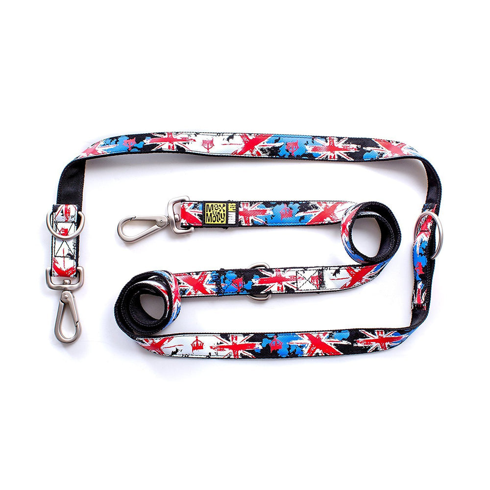 Patriot UK Multi Function Leash 英國紋多功能拖帶