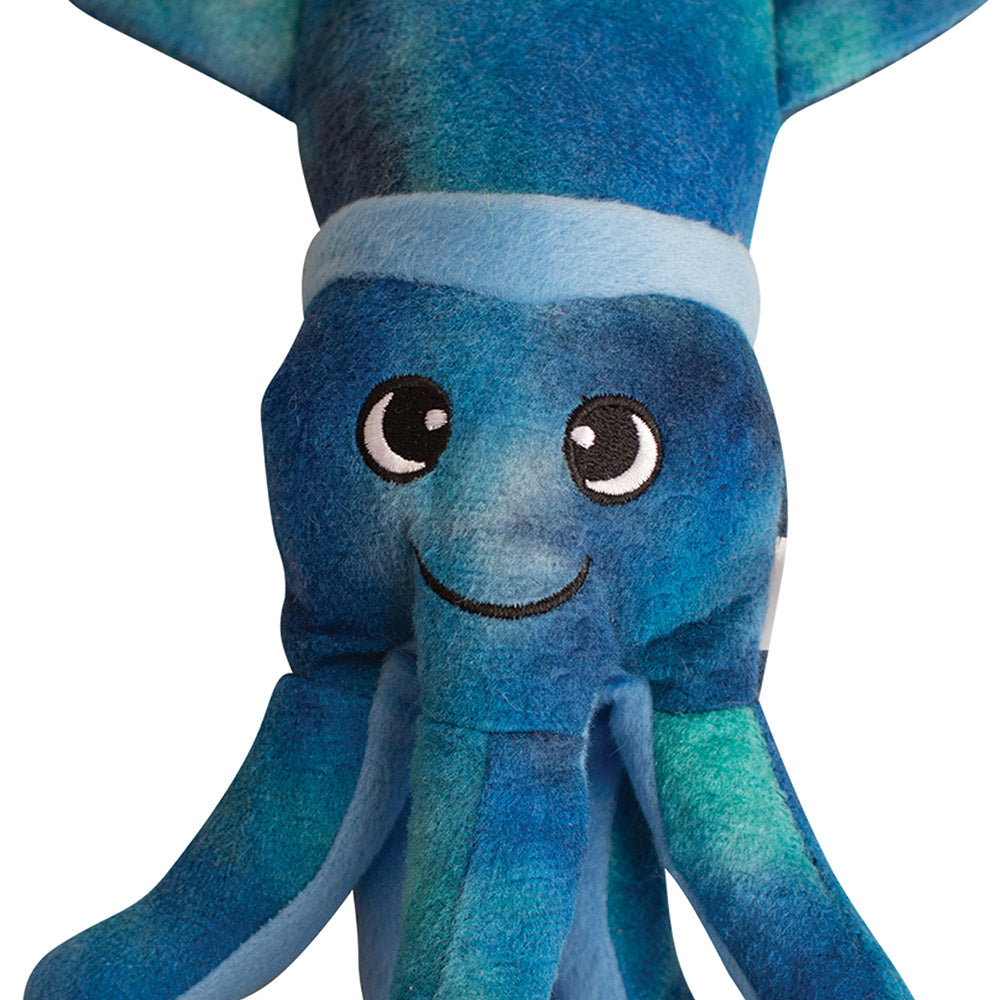"Sammy the Squid - 12"" Plush Toy"