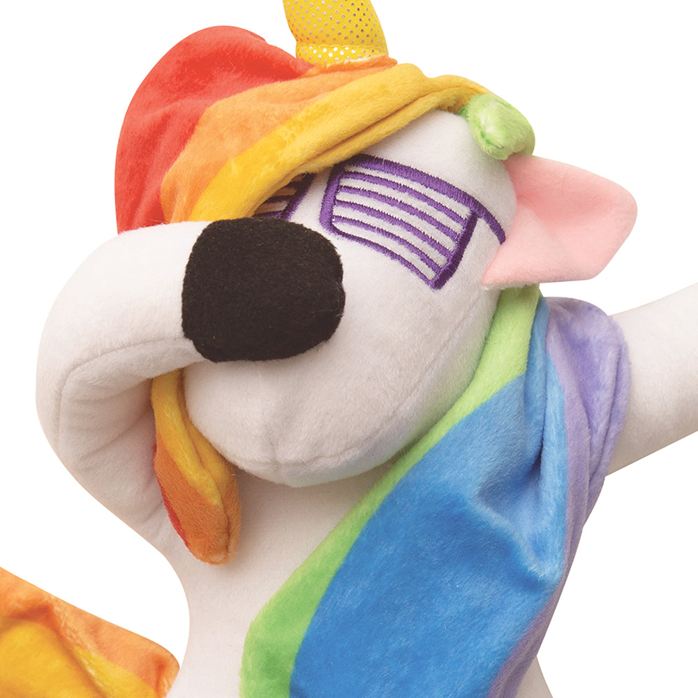 "DAB the Unicorn -12"" Plush Toy"