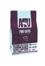 AATU SALMON & HERRING DRY CAT FOOD 三文魚全貓天然糧 1kg