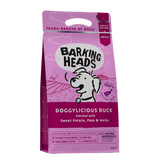 DOGGYLICIOUS DUCK - DRY FOOD 放養鴨配方成犬乾糧 2KG