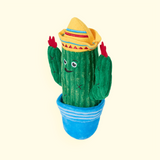 Plush Cactus Pet Toy
