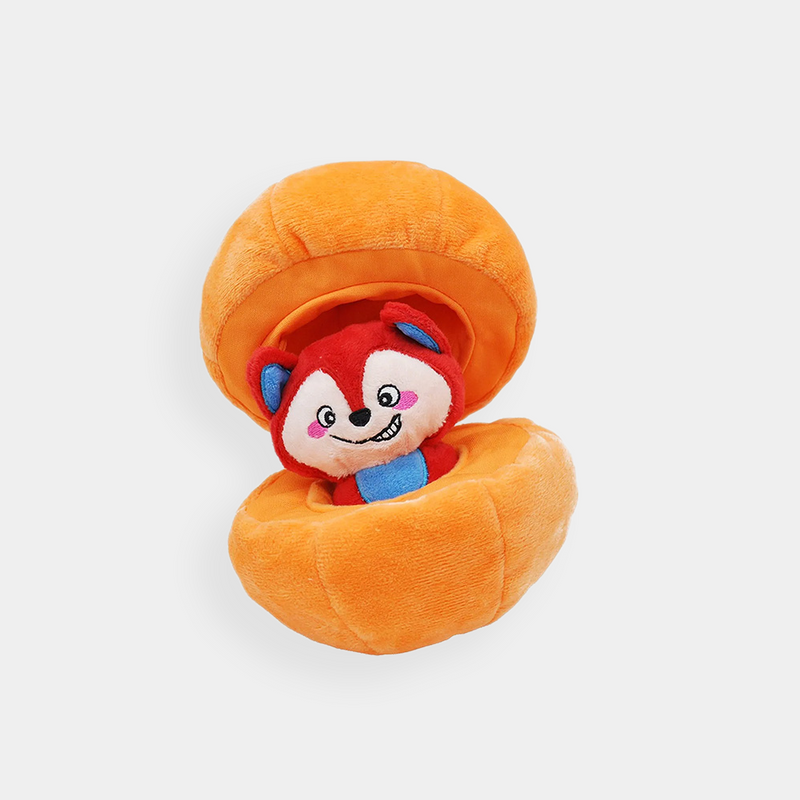 Fox - Fruity Critterz Puzzle Hunter Toy