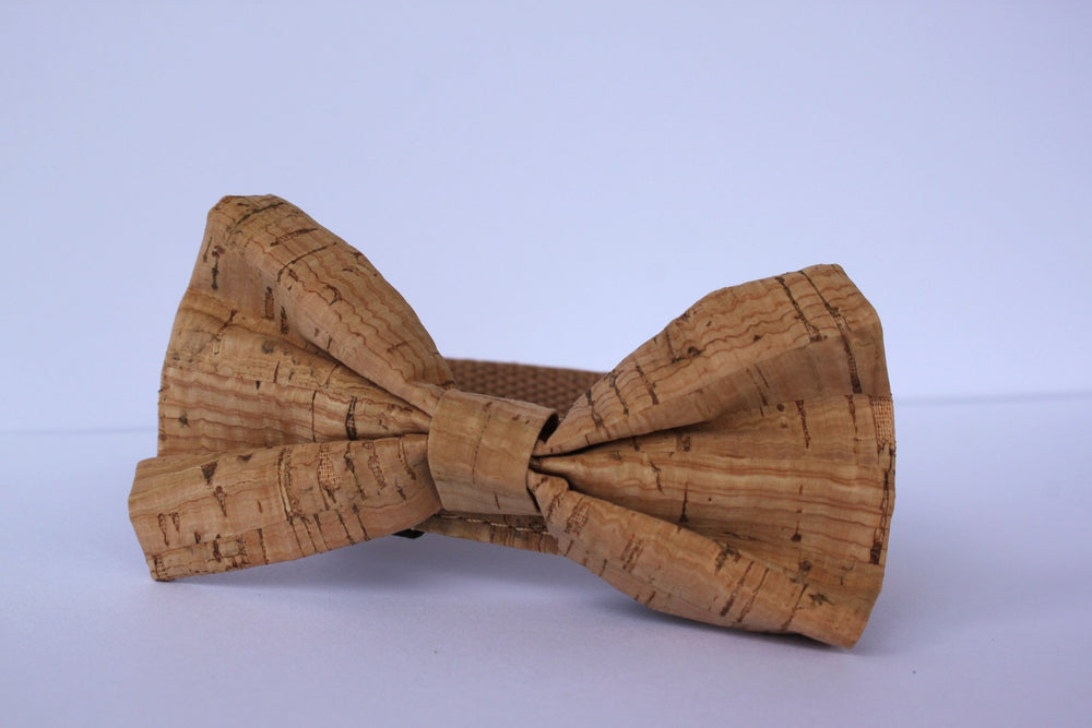 MR. & MRS. CORK BOW TIE