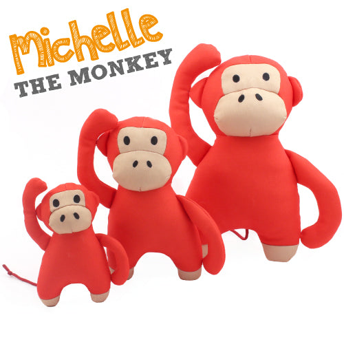 MICHELLE THE MONKEY