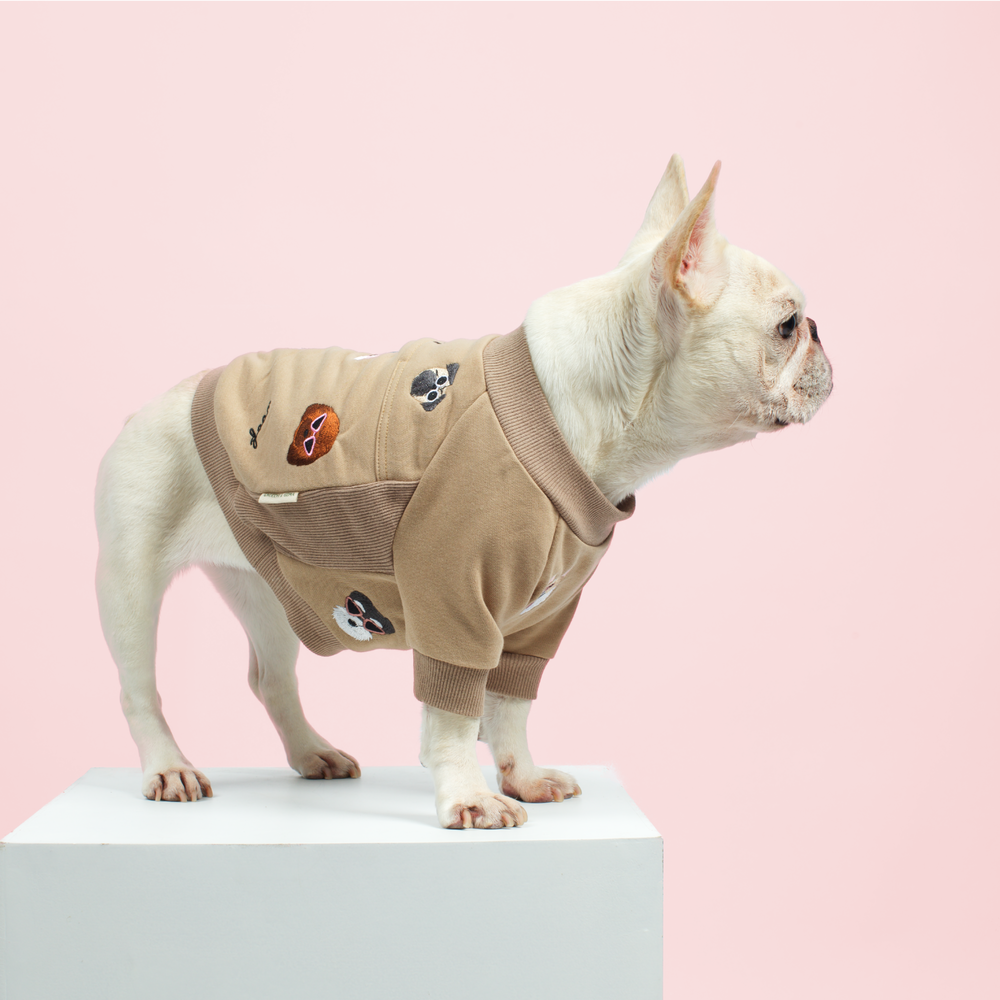 GG & Friends Sweater - Beige
