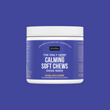 THE ONLY CALMING SOFT CHEWS DOGS NEED