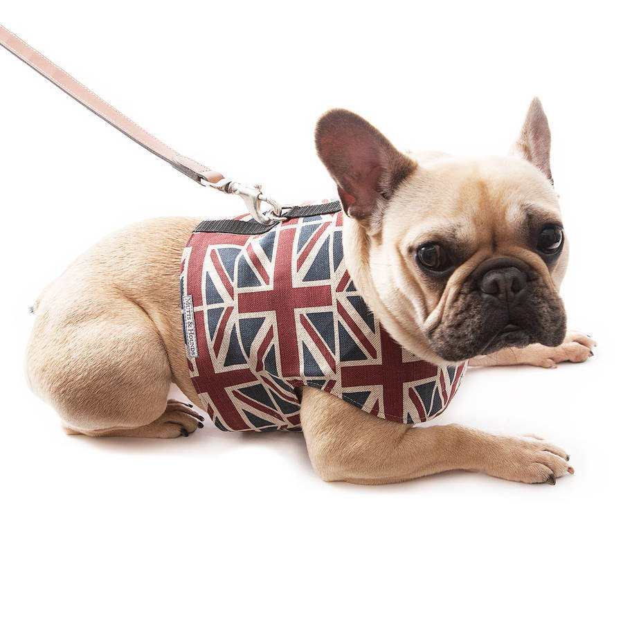 Union Jack Linen Soft Harness