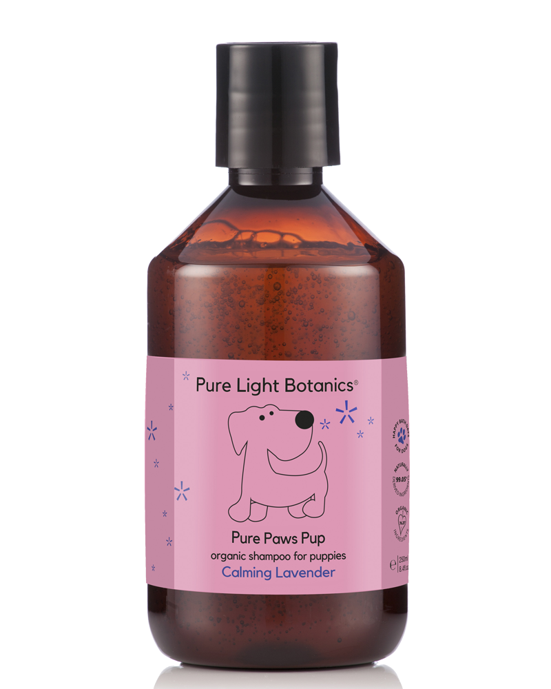 'Pure Paws' Pup Organic Shampoo for Puppies 250ml