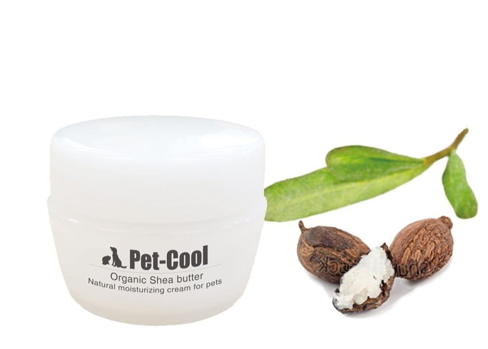 PET-COOL Organic Shea Butter 有機乳木果油