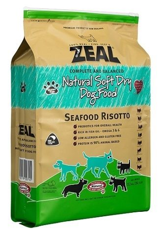 Zeal – Seafood Risotto Dry Dog Food 紐西蘭鱒魚配方狗糧 3kg