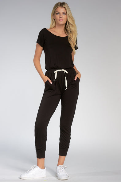 Stella Jumpsuit - Elan International