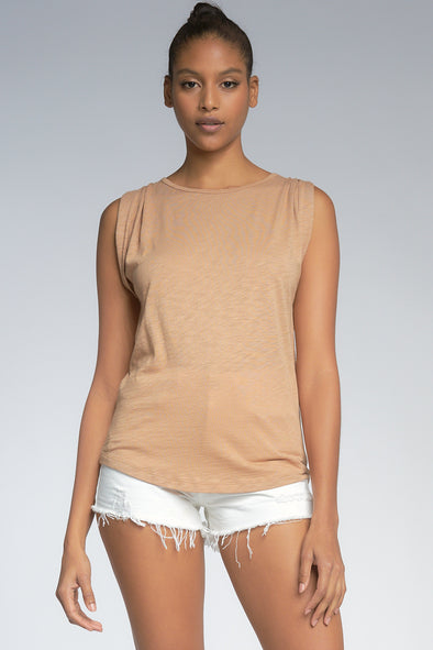 Shaia Muscle Tee - Elan International
