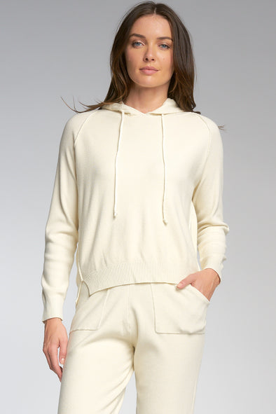 Tara Knit Hoodie - Elan International