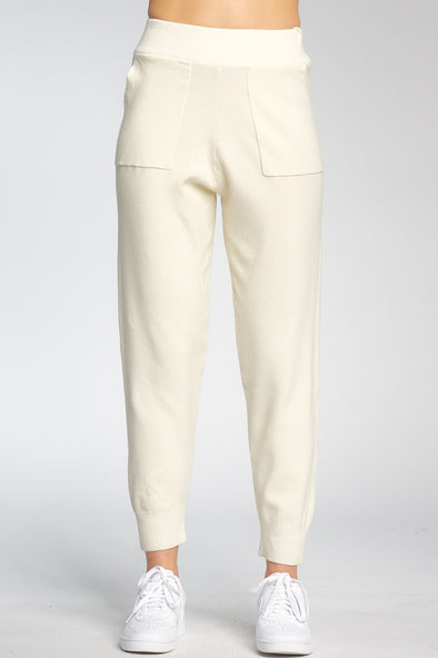 Terry Knit Pant - Elan International