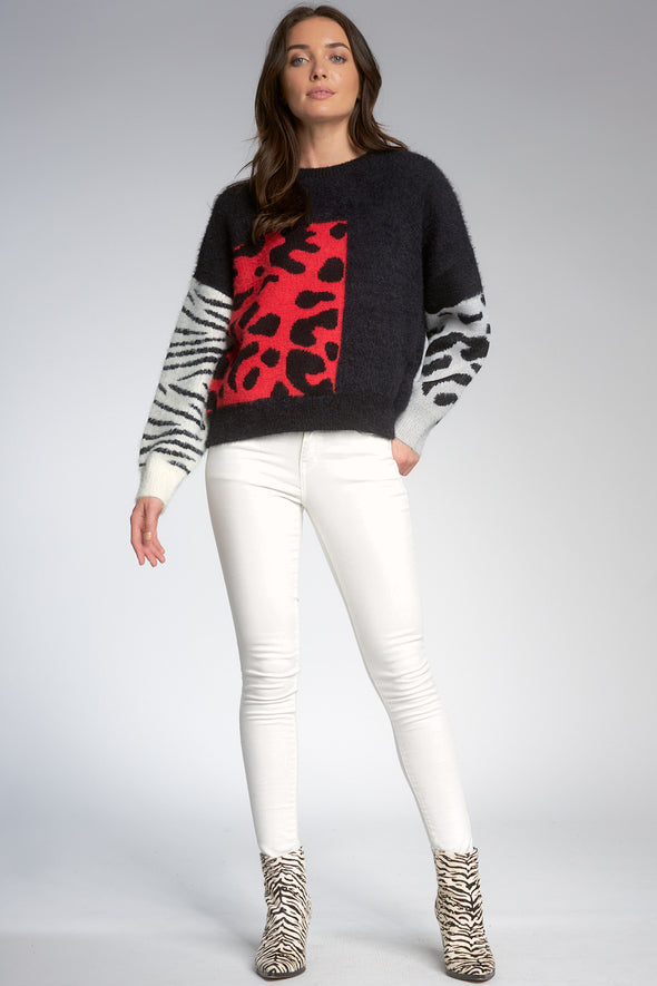Jocelyn Sweater - Elan International