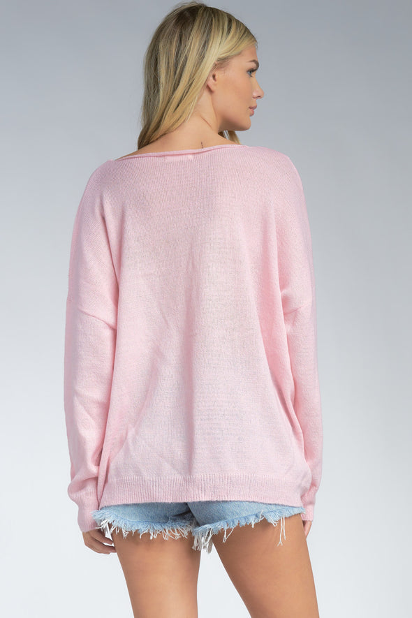Tyla Sweater - Elan International