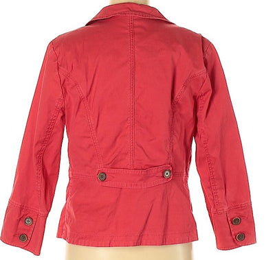 CABI Warm Autumn Geranium Red