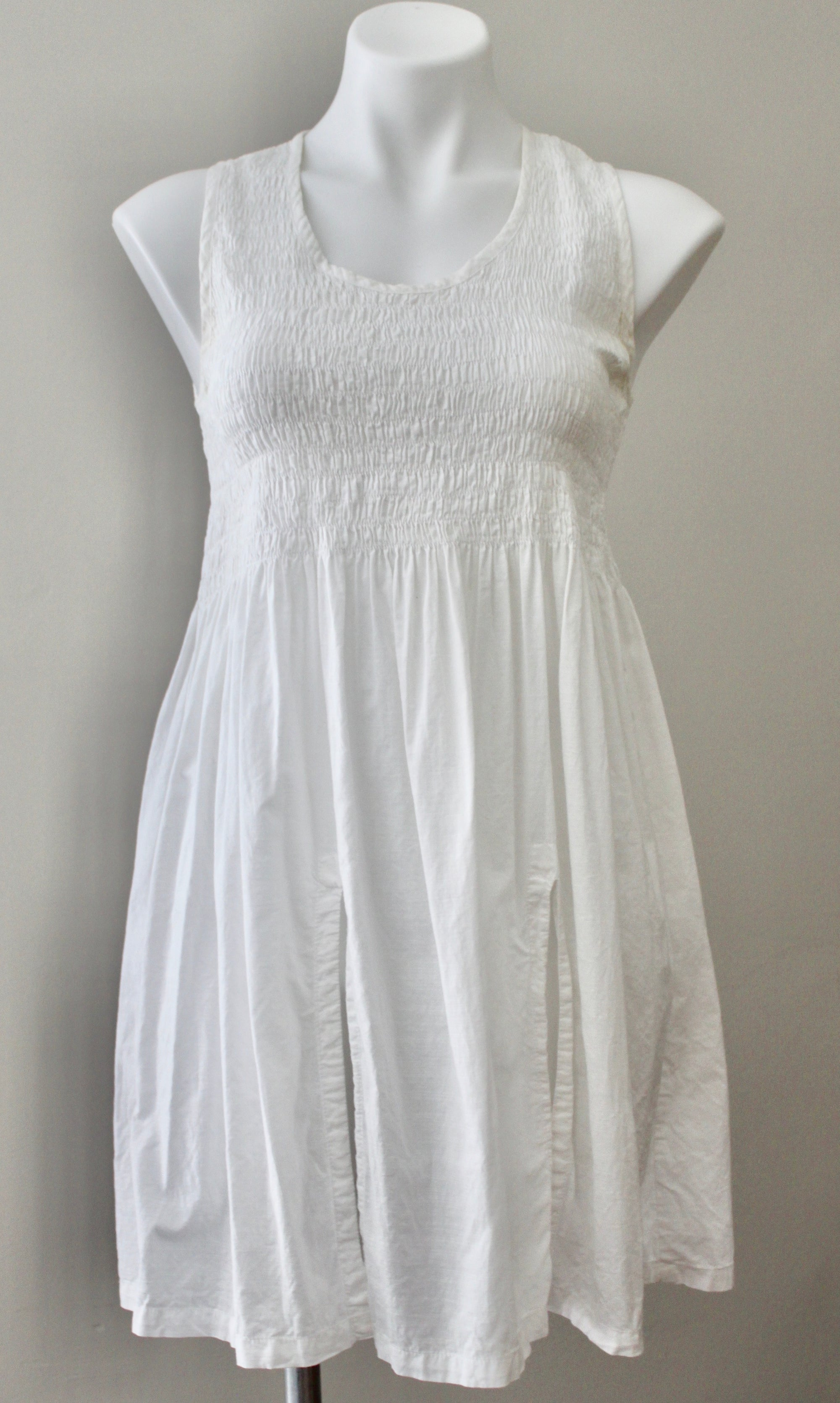 IGUANA light summer white sundress